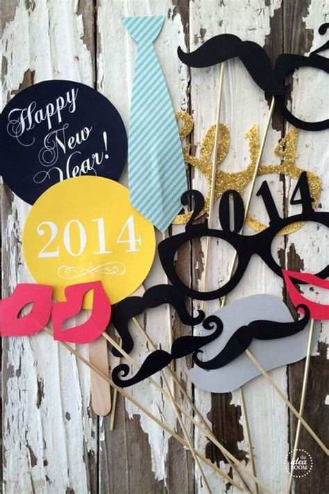 printable photo booth props nye 1000 images about printables downloads on pinterest