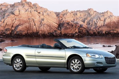 2004 chrysler sebring recalls 2004 chrysler sebring overview cars