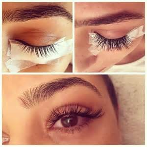 25 best ideas about individual eyelash extensions on