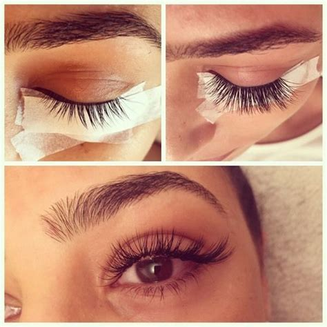 Eye Lash 25 best ideas about individual eyelash extensions on
