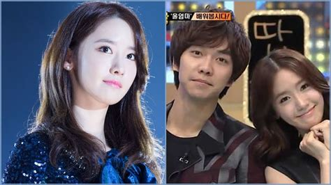 lee seung gi girlfriend in real life 2018 yoona reveals reason to break up with lee seung gi youtube
