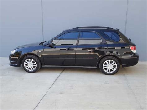 subaru impreza hatchback automatic 2006 automatic subaru impreza hatchback black used