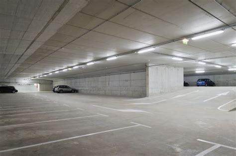 underground parking garage parking garage janina api architects rogaska slatina