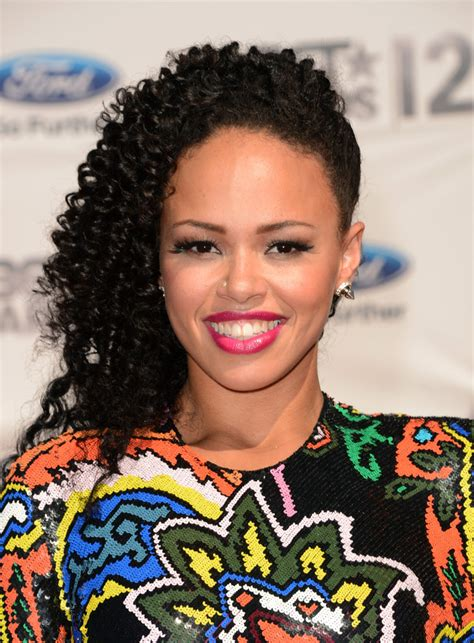 elle varner elle varner photos photos 2012 bet awards arrivals