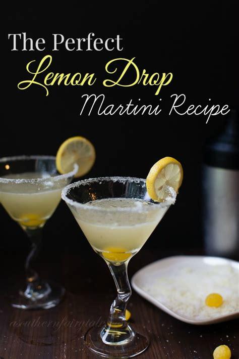lemon drop martinis easy and delicious lemon drop recipe