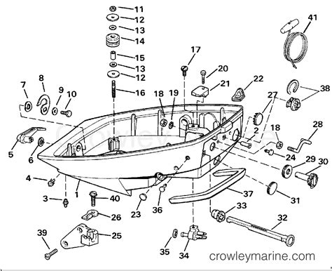 boat manufacturers that use evinrude lower engine cover 1991 johnson outboards 9 9 tj10releir