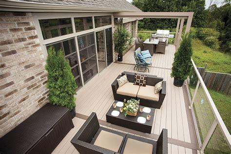 Nine Inspiring Decks Fine Homebuilding Beautiful Slide Decks