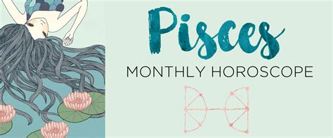 Monthly Horoscope by Pisces Monthly Horoscope By The Astrotwins Astrostyle
