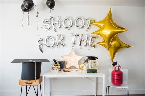 Ways To Decorate Your Home by Throw An Amazing Grad Party Without Breaking The Bank