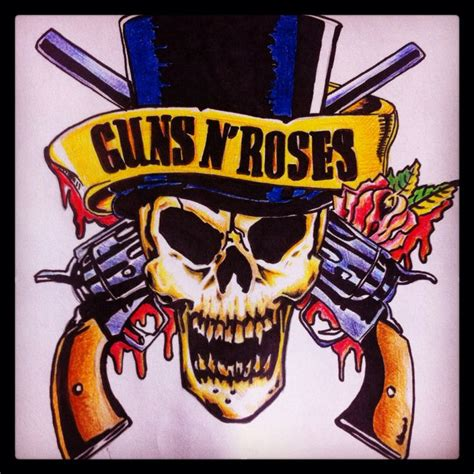 Guns N Roses Logo 4 1000 images about todo guns roses on rock n