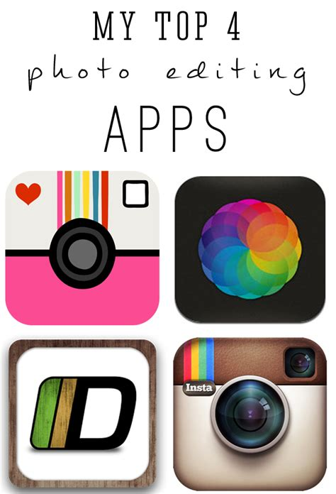 apps to fan edits best photo editing apps one to nothin