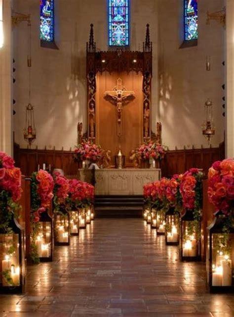 Wedding Aisle Lights by Church Wedding Decoration Ideas 2017 2018 Best Cars