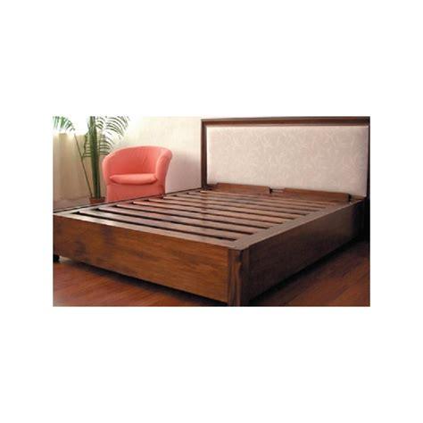 letto legno contenitore letto mod mosca 2 piazze l letti in legno massello con