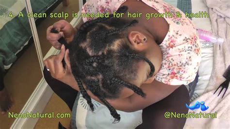 how often should you wash your hair slide 1 how often should you wash your natural hair is daily too