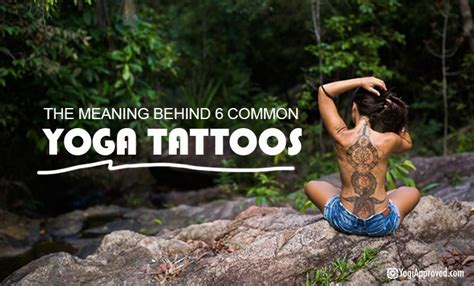 6 common yoga inspired tattoos and their meanings explained