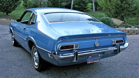 1973 Ford Maverick by Cherished Equestrian 1973 Ford Maverick