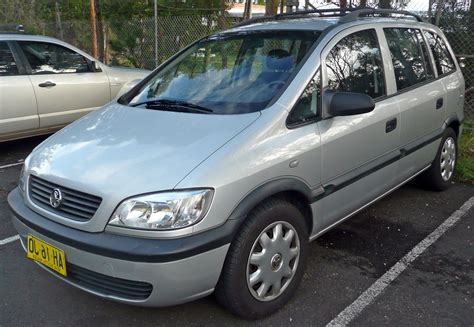 holden zafira holden zafira pictures information and specs auto