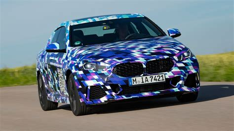 review  bmw  series gran coupe  coming