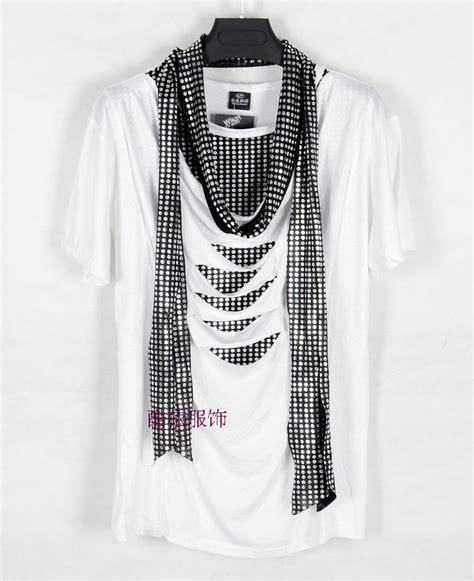 s 3xl 2017 new mens clothing non mainstream 2017 non mainstream youth metrosexual two luxury t shirt t shirt slim brand