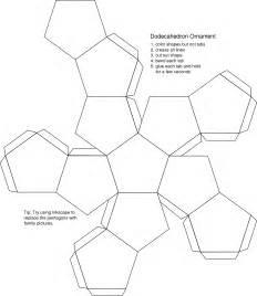 Platonic Solids Templates by Platonic Solids Natureglo S Escience Mathart Library