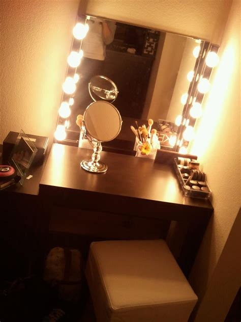 bathroom lighting for makeup 1000 images about create your own vanity on pinterest
