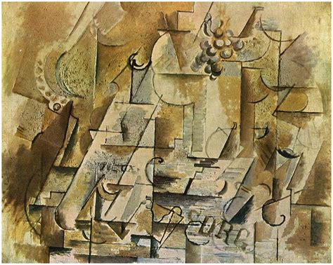 cubist george creators of cubism braque and picasso mannaz