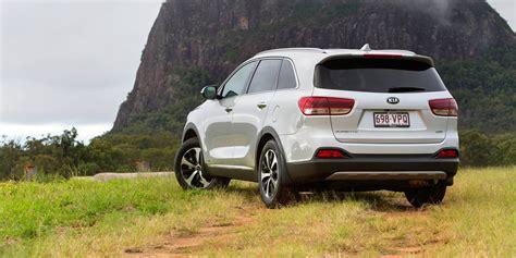 Kia Sorento Price Australia Kia Sorento Si Limited Joins Australian Range Photos 1