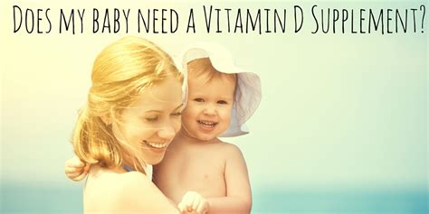 Vitamin Buddies does my baby need a vitamin d supplement bosom buddies