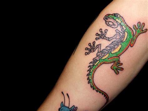 new school lizard tattoo the gallery for gt new school zombie tattoo