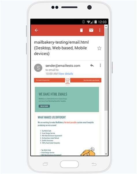 gmail themes for mobile beautiful html template for mobile images resume ideas