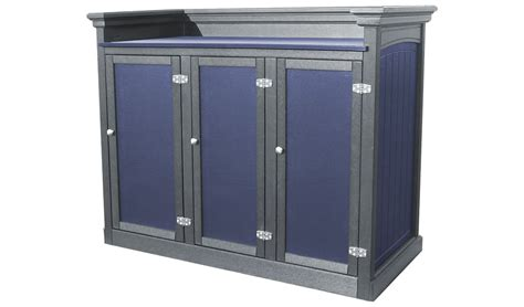 Service Cupboard Cabinets Bussing Tray Stations Food Service Stations