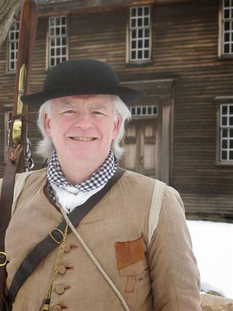 chris sullivan firefighter boston 1775 tea merchant cyrus baldwin has too much tea