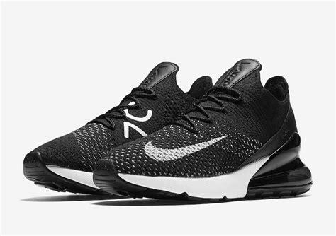 Nike Airmax One Pink Black nike air max 270 flyknit black white ah6803 001 sneakerfiles