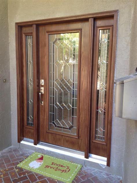 Odl Doors by Doorpro Entryways Inc Decorative Glass Inserts