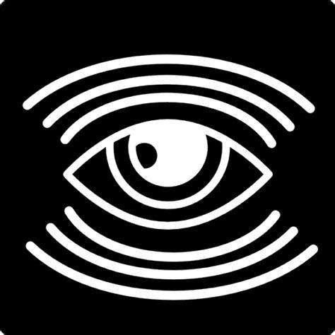 imagenes simbolos visuales s 237 mbolo de la vigilancia visual con muchas l 237 neas dentro