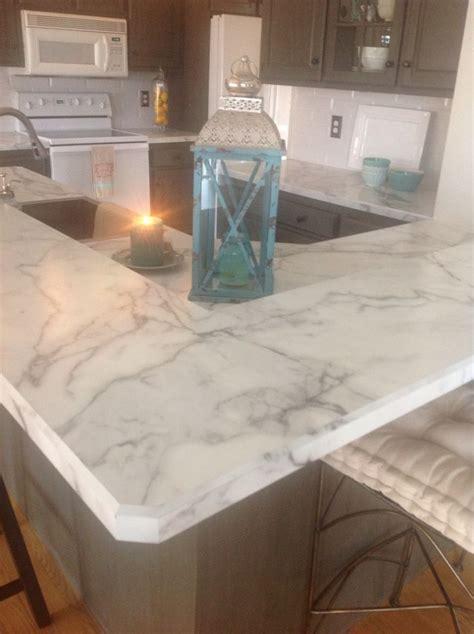 White Marble Laminate Countertops by Calacatta Marble Wilsonart Fx180 Calacatta Counter Tops