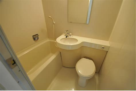 all in one bathroom guide to japanese apartments floor plans photos and