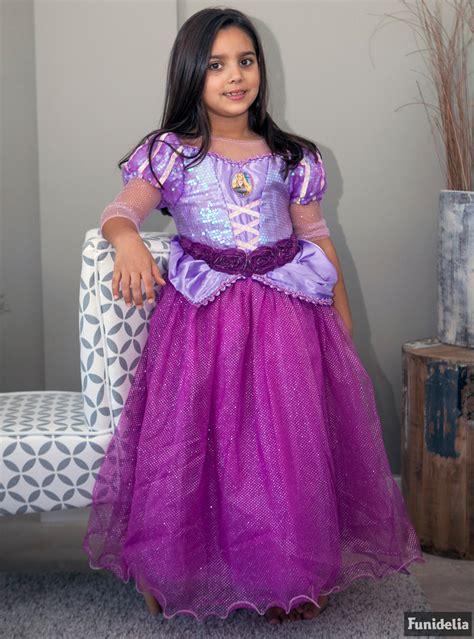 Disney Premium I Rapunzel costume da rapunzel premium per bambina funidelia