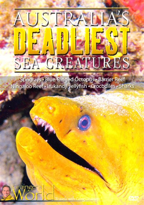 themes in australia film australia s deadliest sea creatures 2007 synopsis