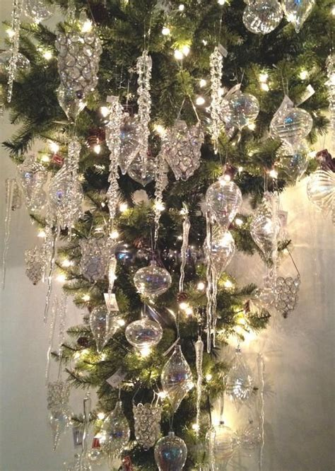 sparkly crystal ornaments  images christmas tree images crystal ornaments christmas