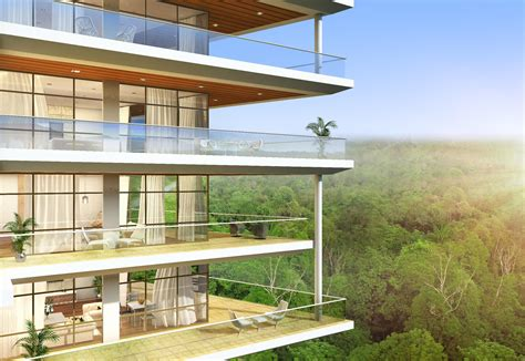 tree tops  architects  india    ethique