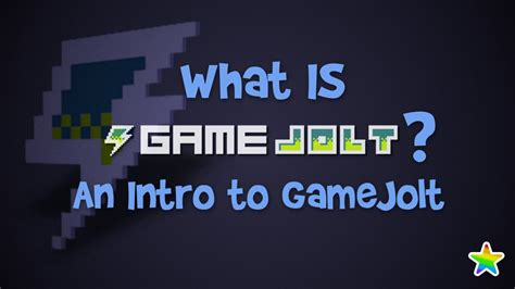 intro the game what is game jolt an intro to game jolt youtube