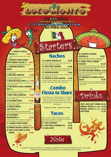 design menu with html food technology restaurant blog menus for design inspiration