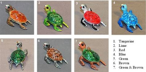 what color are the turtles bronze sea turtles sculptures by barry stein fox