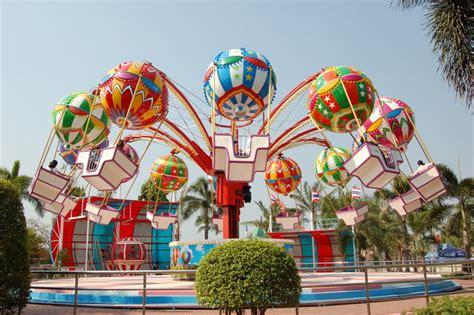 theme park in bangkok siam park city bangkok travel