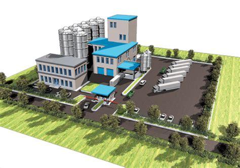 design of milk factory illustration sinnott design