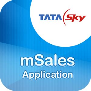 tata sky apk msales android apps on play