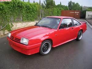 Opel Manta Gsi Opel Manta Gsi Con Autoblocante Venta De Veh 237 Culos Y