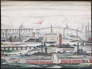 industrial landscape l s lowry tate