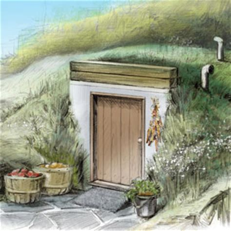 root cellar plans diy mother earth news
